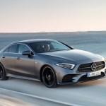 全新第三代 Mercedes-Benz CLS Coupe 正式下線