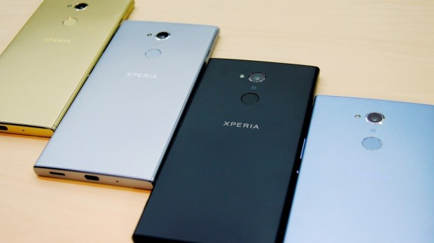 Sony 中階新機發表,輕鬆價格得到旗艦機功能 - Xperia XA2、Xperia XA2 Ultra、Xperia L2 DSC7464