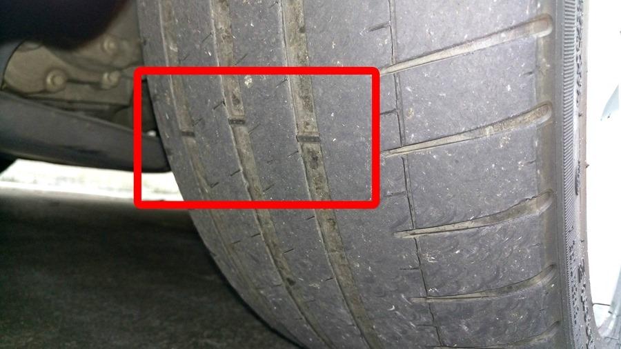 輪胎上的數字,你知道是什麼嗎? IMAG0886_1