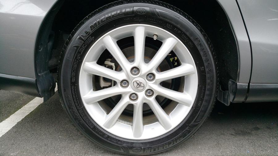 輪胎上的數字,你知道是什麼嗎? IMAG0888