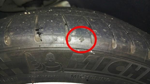 輪胎上的數字,你知道是什麼嗎? IMAG0903_1