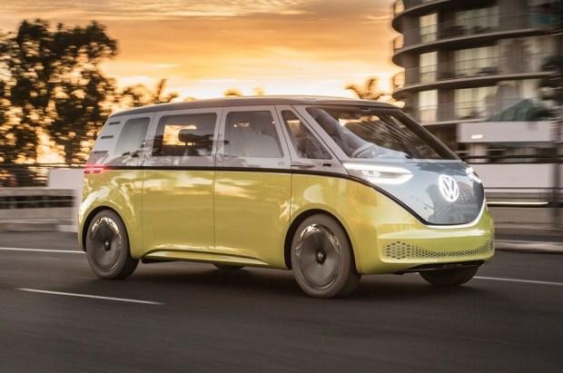 德國 Audi 柴油車型因排放問題召回逾12萬輛 Volkswagen-ID-Buzz