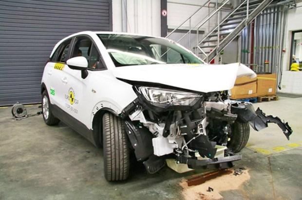 Euro NCAP 2017年度各級距最佳安全車款,你的車有上榜嗎?! opel_crossland_x_2017_SmallLap