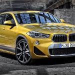 車迷期待的 BMW X2 不只有四驅 xDrive 版本,還會推出前輪驅動版本