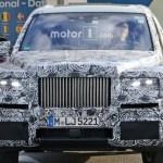 Rolls-Royce 首輛 SUV 車型將於今年亮相