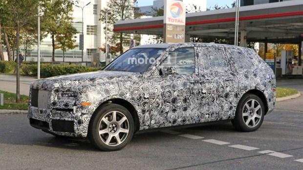 Rolls-Royce 首輛 SUV 車型將於今年亮相 rolls-royce-cullinan-spy-photos-inside-and-out-3