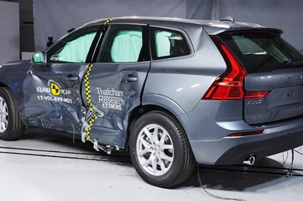 Euro NCAP 2017年度各級距最佳安全車款,你的車有上榜嗎?! volvo_xc60_2017_%E5%81%B4%E6%92%9E