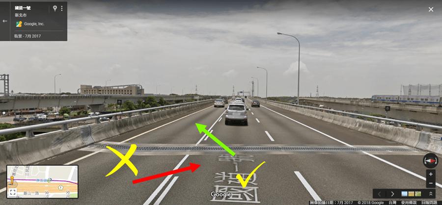 老司機可能也不懂,路面標線必看,以免被開罰! %E7%99%BD%E8%99%9B%E5%AF%A6%E7%B7%9A2