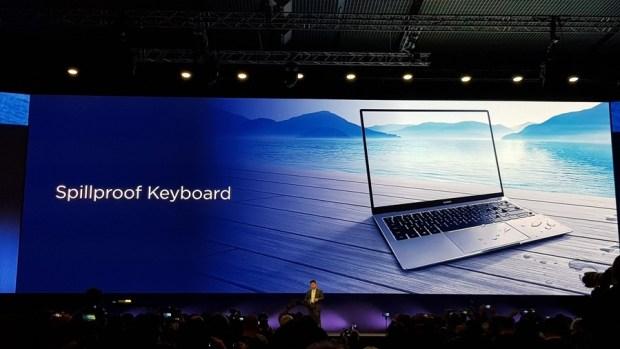 [MWC 2018] 華為正式發表 MateBook X Pro 及 MediaPad M5/M5 Pro 20180225_141954