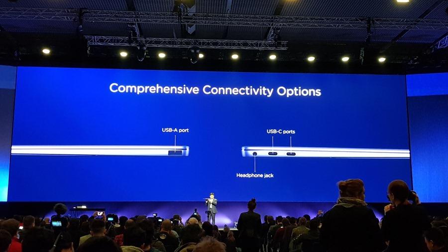 [MWC 2018] 華為正式發表 MateBook X Pro 及 MediaPad M5/M5 Pro 20180225_142207