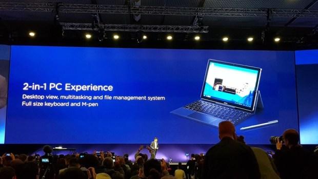 [MWC 2018] 華為正式發表 MateBook X Pro 及 MediaPad M5/M5 Pro 20180225_143801