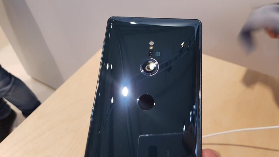 [MWC 2018] 突破邊界,第一款支援 4K HDR 攝影的手機來了!它是 Xperia XZ2 20180226_091615