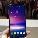 [MWC 2018] 不與爭鋒? LG 在 MWC 僅推出小改款 V30S ThinQ 系列手機,主打相機 AI 功能