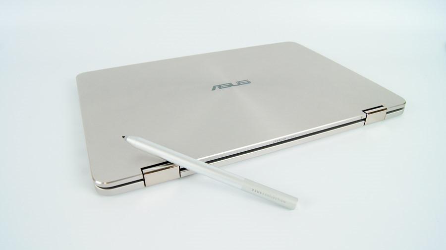 13 小時超長續航!ASUS ZenBook Flip 14 360° 翻轉筆電 評測 (UX461) DSC7660
