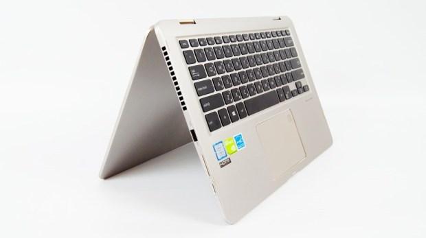 13 小時超長續航!ASUS ZenBook Flip 14 360° 翻轉筆電 評測 (UX461) DSC7691
