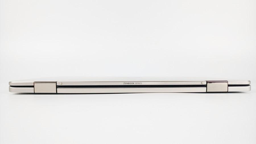 13 小時超長續航!ASUS ZenBook Flip 14 360° 翻轉筆電 評測 (UX461) IMAG0924