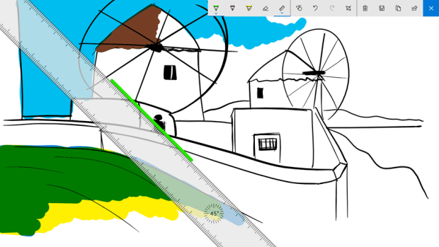 13 小時超長續航!ASUS ZenBook Flip 14 360° 翻轉筆電 評測 (UX461) draw2