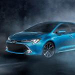日系中型掀背車重炮手 Toyota Auris 規格流出