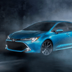 2019 年式美規 Toyota Corolla 掀背車亮相