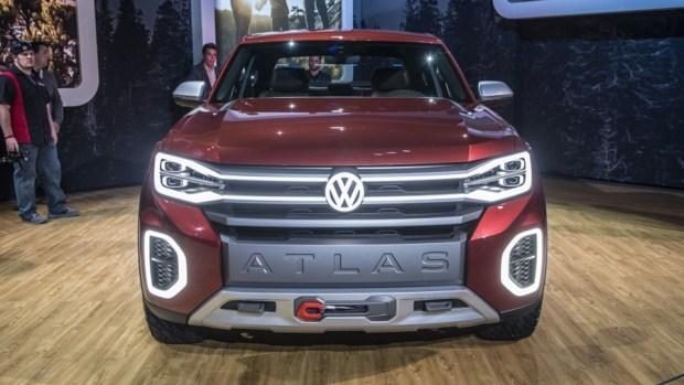 全新 VW 皮卡概念車 Atlas Tanoak,真的有帥! 06-vw-atlas-tanoak-concept-ny-1