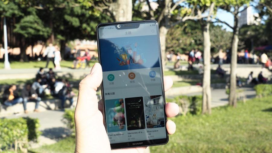 [評測] 整隻手機都是螢幕 SHARP AQUOS S3 終於上市 1142976