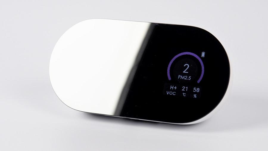 空汙季報到!BRISE A1 幫你隨時檢測家中空氣品質 1313099