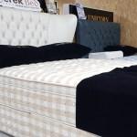 [床墊推薦] 德瑞克頂級馬毛床墊,再翻都不會吵醒枕邊人