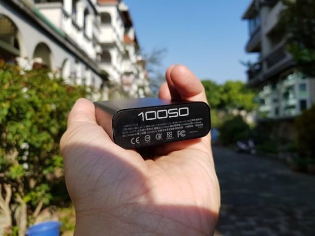 一次充3隻,華碩 ZenPower 10050C 行動電源 支援 QC 3.0 快速充電 20180311_155519