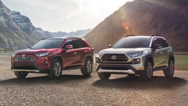 新一代 Toyota RAV4 真面目亮相,CRV 與 CX-5 要小心了 2019-toyota-rav4-19-1