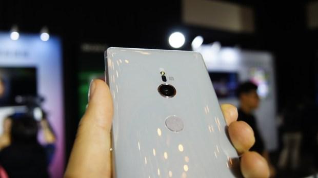 Sony 全新旗艦 Xperia XZ2,更有觸覺的娛樂旗艦手機 DSC7890