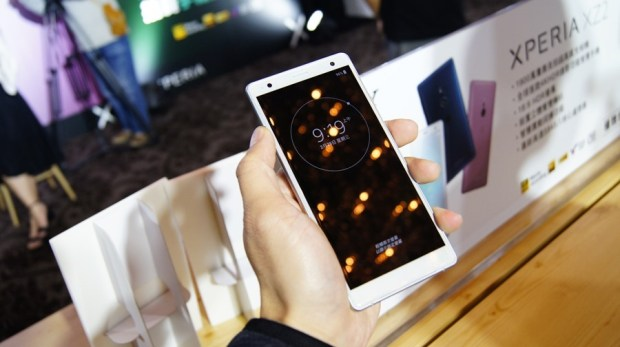 Sony 全新旗艦 Xperia XZ2,更有觸覺的娛樂旗艦手機 DSC7895