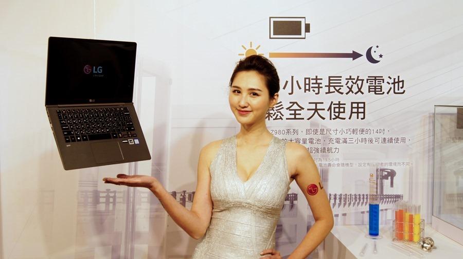 LG gram 筆電登台,這麼輕根本不科學! DSC8090