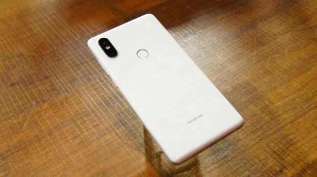 小米 MIX 2S 雙鏡頭旗艦手機發表,拍照可比 iPhone X DSC8126