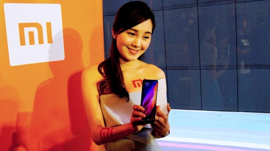 小米 MIX 2S 雙鏡頭旗艦手機發表,拍照可比 iPhone X DSC8143