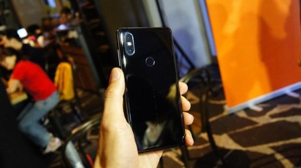 小米 MIX 2S 雙鏡頭旗艦手機發表,拍照可比 iPhone X DSC8165