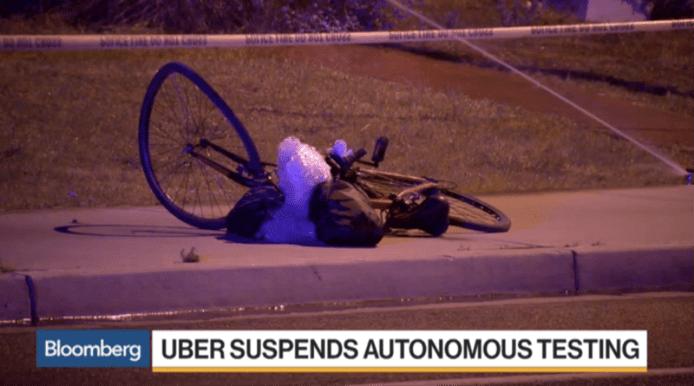 Uber 自動駕駛 事故-2