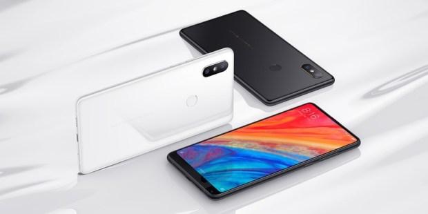 小米 MIX 2S 雙鏡頭旗艦手機發表,拍照可比 iPhone X img-5