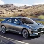 Jaguar 首輛 SUV 電動車對上 Tesla Model X,是「電豹」還是「電爆」?!
