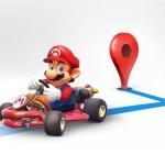 慶祝瑪利歐日,今天瑪利歐賽車開進 Google 地圖當導航員囉!