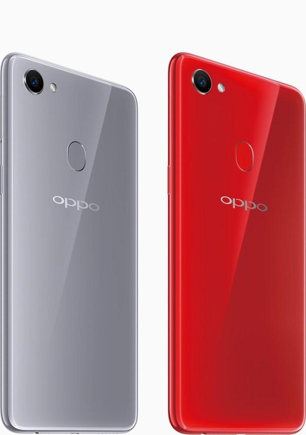 OPPO F7 正式發表,規格有如 R15 的 Lite 版(比較) oppo-F7