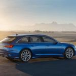 多麼迷人的線條,全新 Audi A6 Avant 帥氣登場
