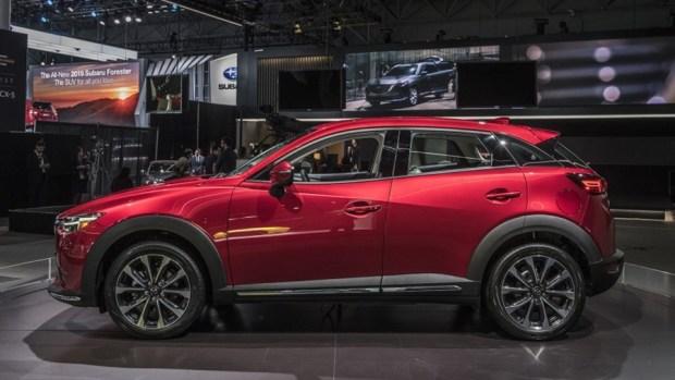 Mazda 小改款 CX-3 新發表,宛如縮小版 CX-5 05-2019-mazda-cx-3-ny-1