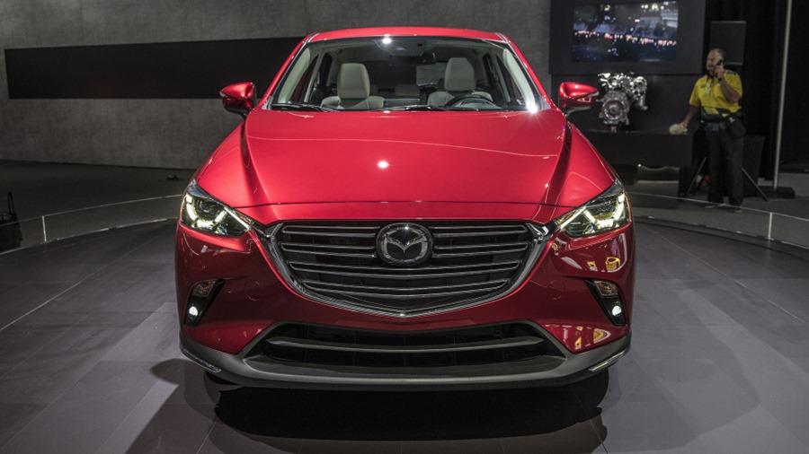 Mazda 小改款 CX-3 新發表,宛如縮小版 CX-5 06-2019-mazda-cx-3-ny-1