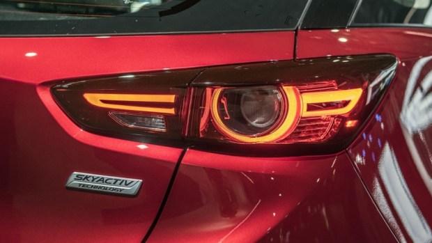 Mazda 小改款 CX-3 新發表,宛如縮小版 CX-5 11-2019-mazda-cx-3-ny-1