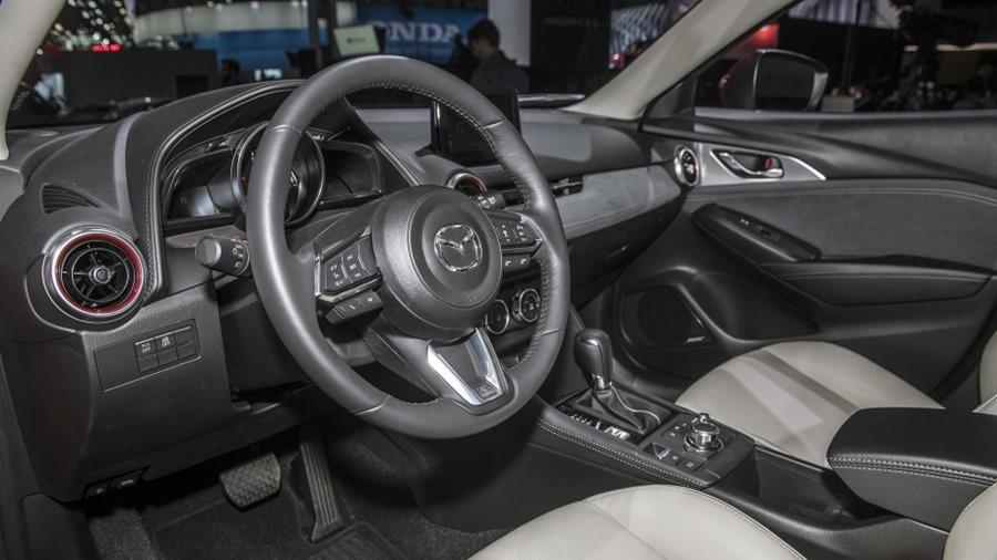 Mazda 小改款 CX-3 新發表,宛如縮小版 CX-5 12-2019-mazda-cx-3-ny-1