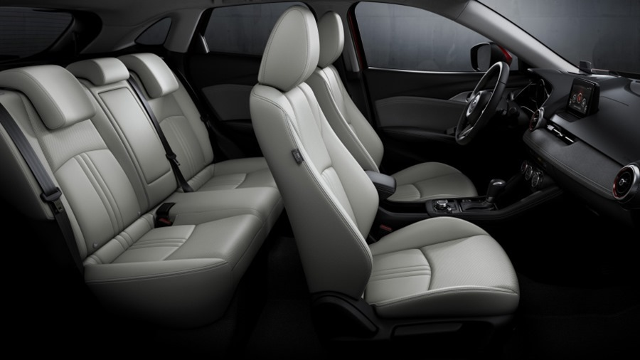 Mazda 小改款 CX-3 新發表,宛如縮小版 CX-5 2019-cx-3-16-1