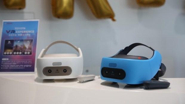 TOYOTA 導入 VIVE Focus VR 科技,賞車體驗主動安全系統 IMG_7996