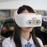 TOYOTA 導入 VIVE Focus VR 科技,賞車體驗主動安全系統