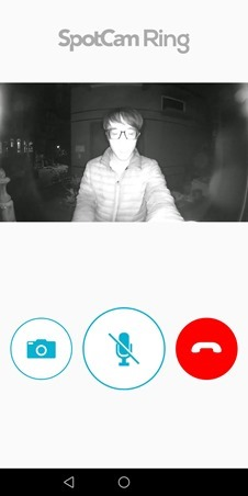 SpotCam Ring Pro 無線智慧視訊門鈴評測,不在家也能跟拜訪者視訊對話 Screenshot_20180213-194328
