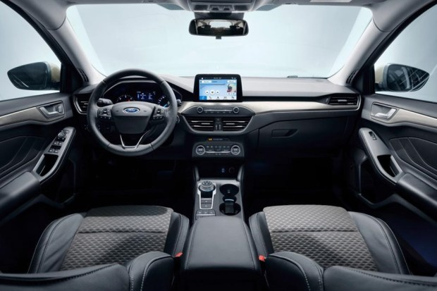 全新大改款 Ford Focus 第四代全面進化,跳脫你過往的印像 ford_2018_focus_titanium_studio_11